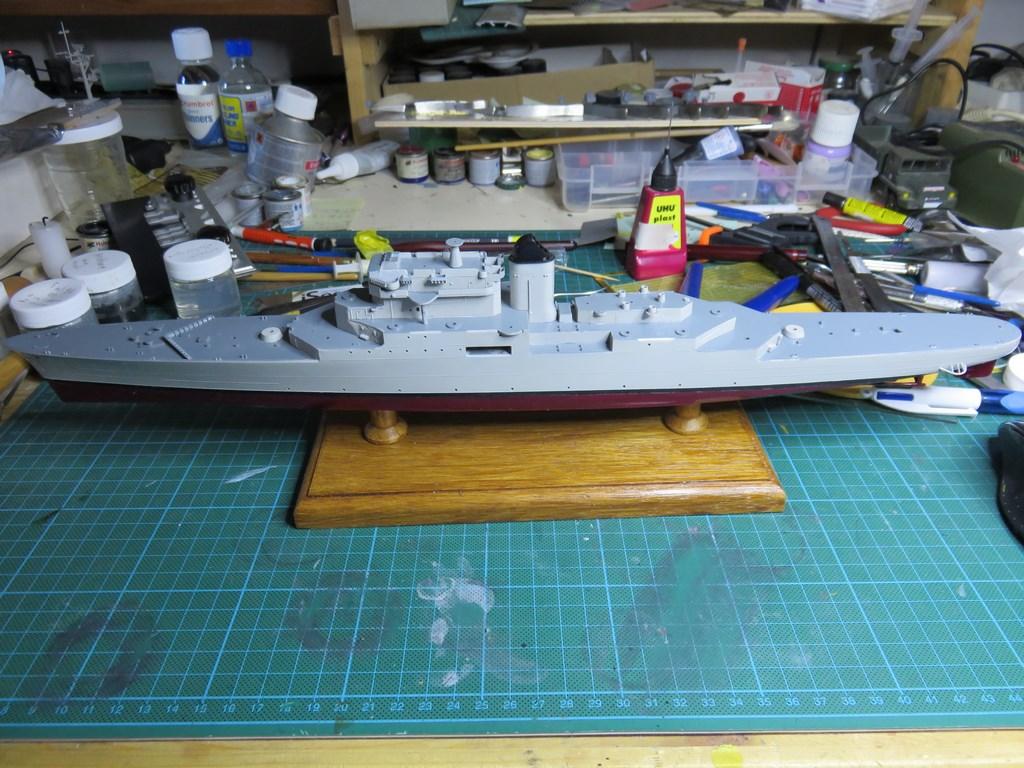 Croiseur anti-aérien De GRASSE version 1956 Réf 1004 - Page 2 359869IMG0114Copier