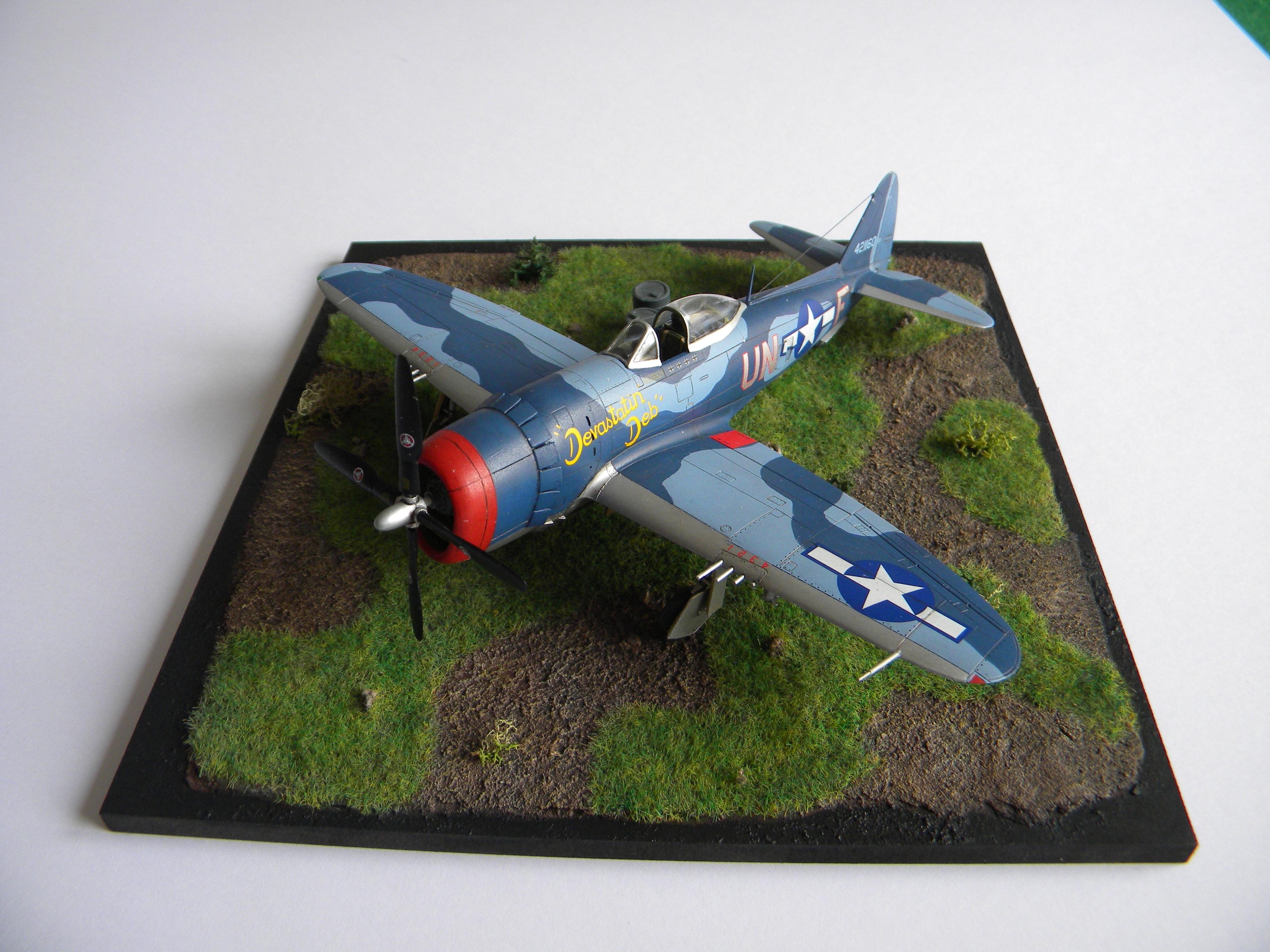 [Revell] P-47M Thunderbolt 360279DSCN9487