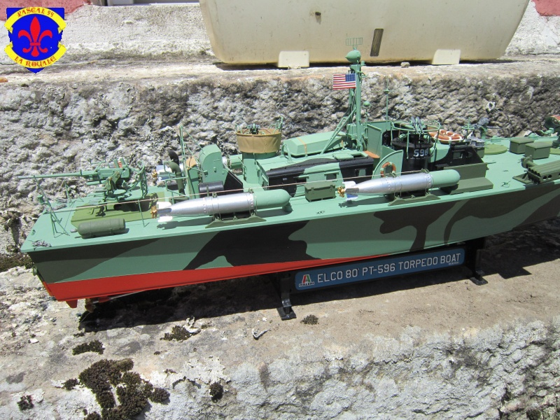 Elco 80 Torbedo boat par Pascal 94 360477IMG0939L