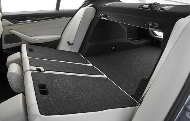 La nouvelle BMW Série 5 Berline. Plus légère, plus dynamique, plus sobre et entièrement interconnectée 360745P90237266highResthenewbmw5series