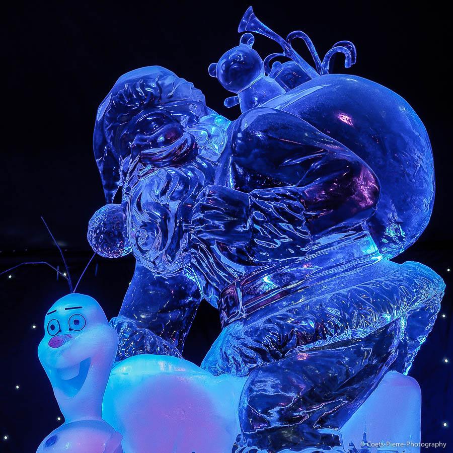 Sculptures sur glace à Bruges 2013: vos photos 361507A012654