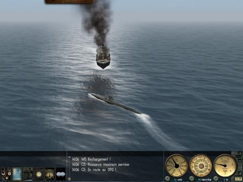 Silent Hunter III : rapports de patrouille. 362568Patr17