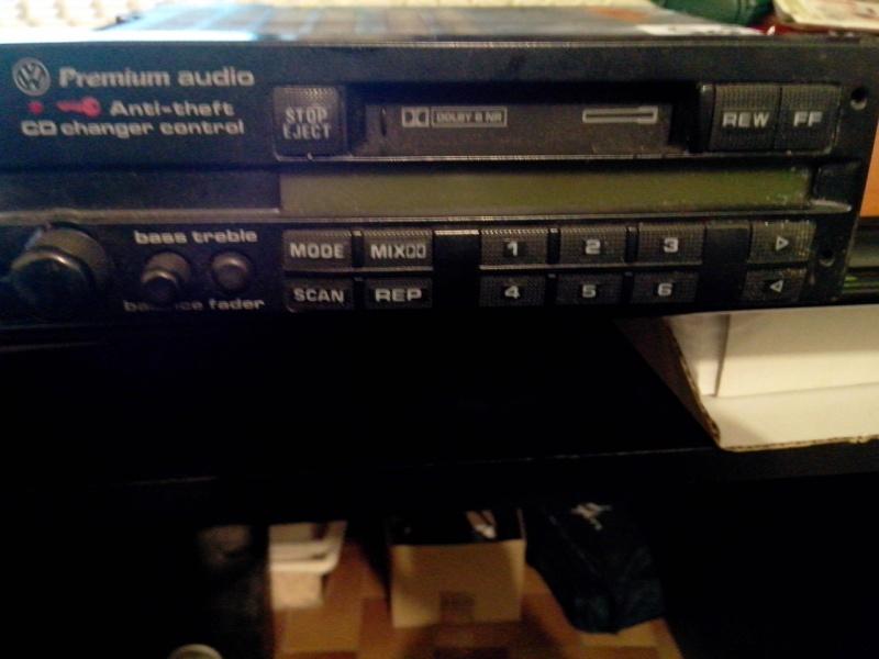autoradio vw premium audio 362808premium