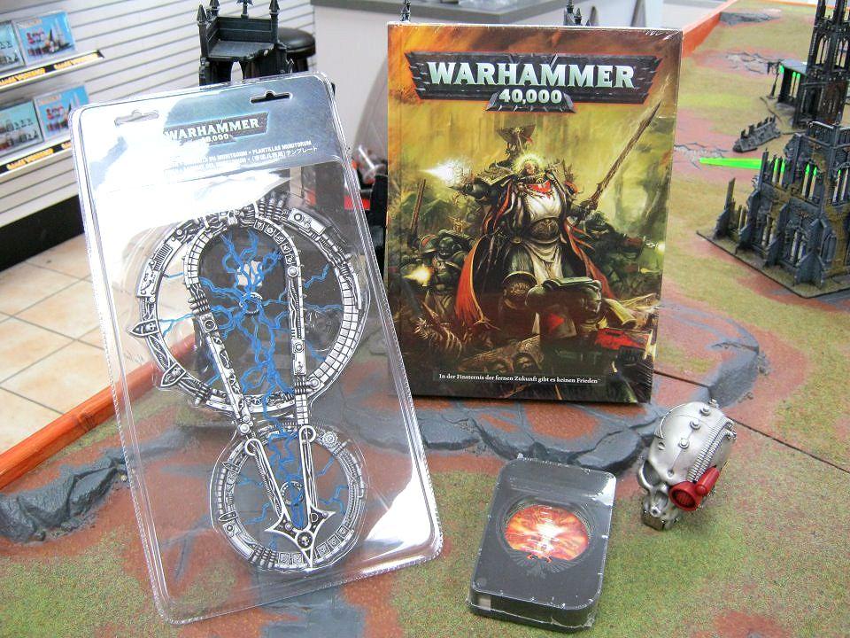 Le Livre de Règles de Warhammer 40,000 - V6 (en précommande) - Sujet locké - Page 3 364758AV6w40k