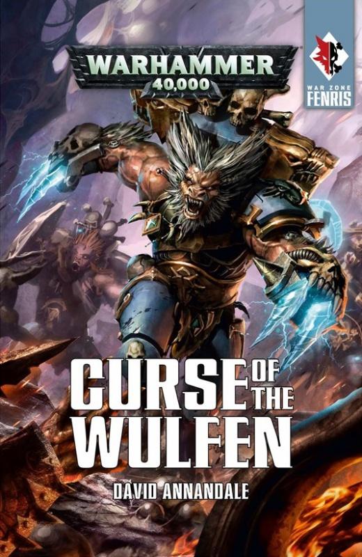 Curse of the Wulfen de David Annandale 36479617w