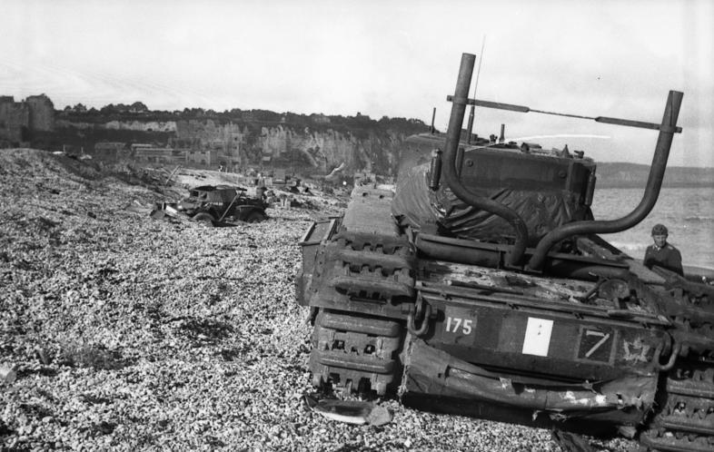 Dieppe Aout 1942: débarquement opération Jubilee 3661011822114601551373918561816362072n