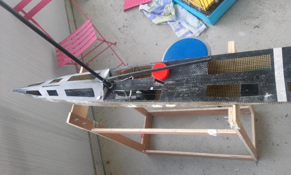 Construction de mon classe M, plan OPTIMIX 366302Assemblage001