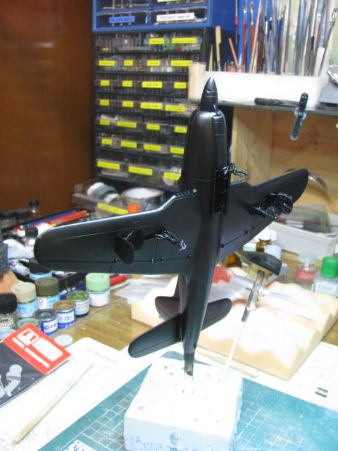 Ryan XF2R-1 Dark Shark Czech Model 1/48.....Terminé! - Page 3 366342IMG1088