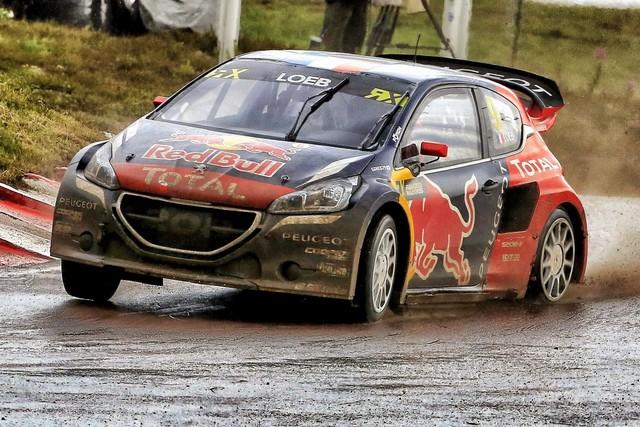 Les PEUGEOT 208 WRX enflamment la Suède - 2ème et 3ème en World RX et victoire en EURO RX 366400wrx201607020233