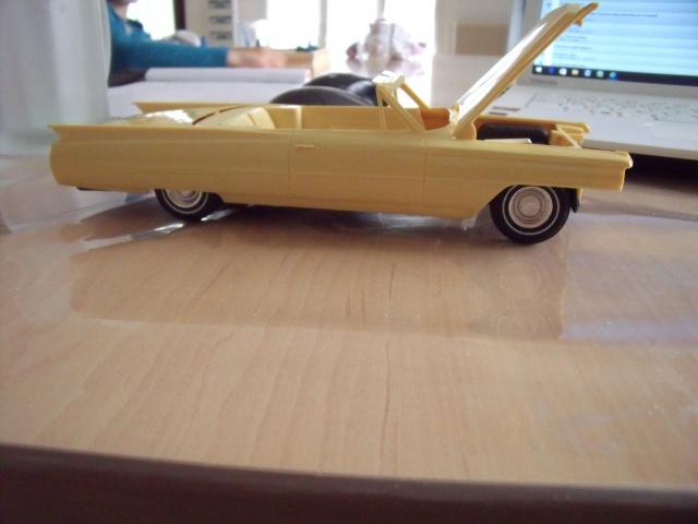Cadillac '64 convertible d'Antoine Maréchal dans le Corniaud 366425DSCF68351