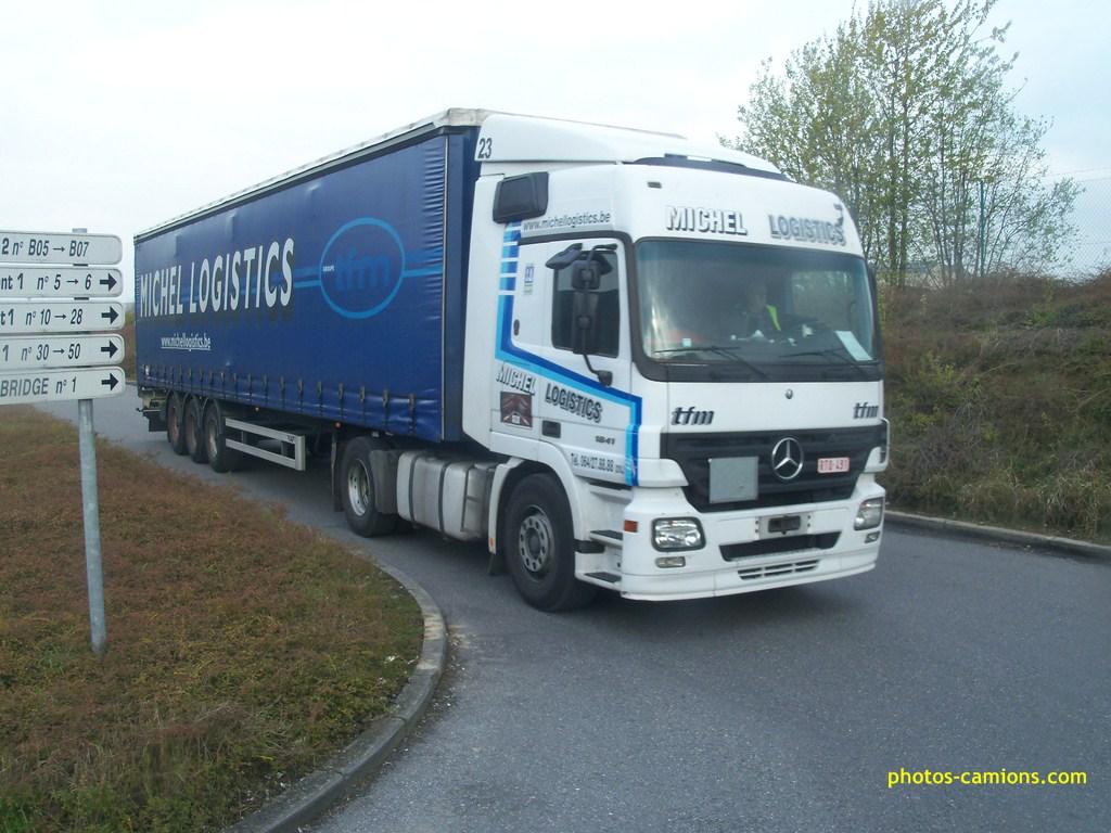 Michel Logistics  (Houdeng-Goegnies) 3666621009857Copier