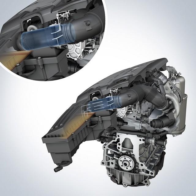 Les mesures techniques des moteurs diesel EA 189 concernés présentées à l'Autorité Fédérale Allemande des Transports (KBA) 366708md16tdiengineea189flowstraightener3