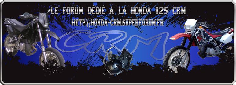 forum honda 125 crm