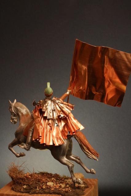 Jacquemin et le drapeau de Arkhangelogorod - Austerlitz 1805 367070FrancoisJacqueminAusterlitz180518