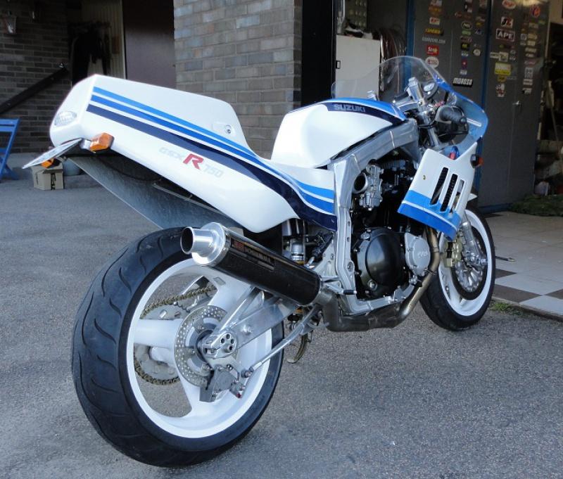 GSXR 750 Harris/TT F1 1986 367163harris1