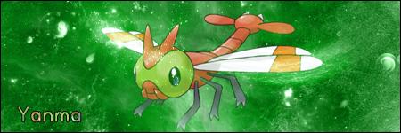 Pokémon Alpha & Omega - Codes version DEMO infini 367375Yanmasig