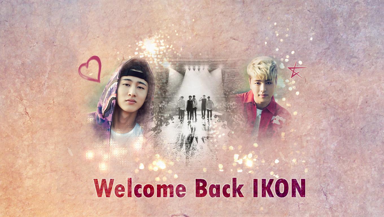 Fond d'écran Ikon (Kpop)