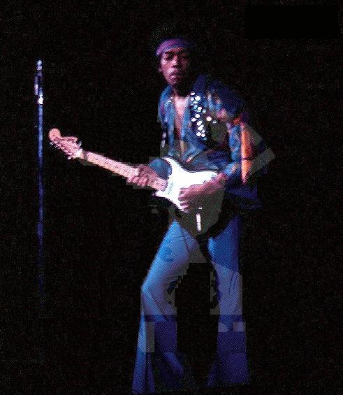 Dallas (Memorial Auditorium) : 5 juin 1970  36787819700606Houston