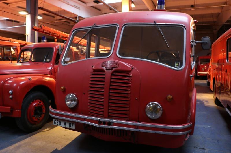 Des camions à gogo....Musée des sapeurs pompiers de Lyon 367917IMG6584