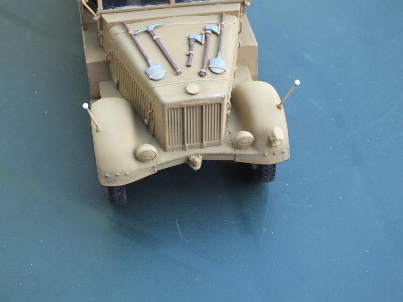 Trumpeter 1/35 Sd.Kfz.7 Mittlere Zugkraftwagen 8t Late  - Page 2 367939DSCF6005