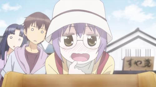 [MANGA/ANIME] Nagato Yuki-chan no Shoushitsu (The Disappearance of Nagato Yuki-chan) ~ 368404vlcsnap2015100518h09m23s82