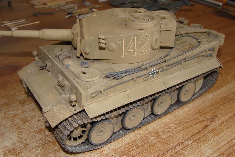 Tigre I - Tamiya ref 35156 - 1/35 - Page 5 368840DSC05431