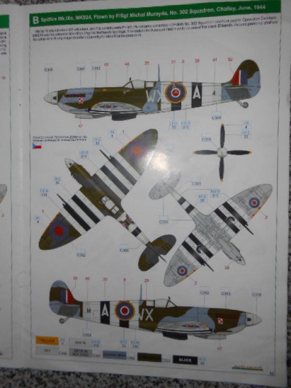 Spitfire juin 44 370919avion007