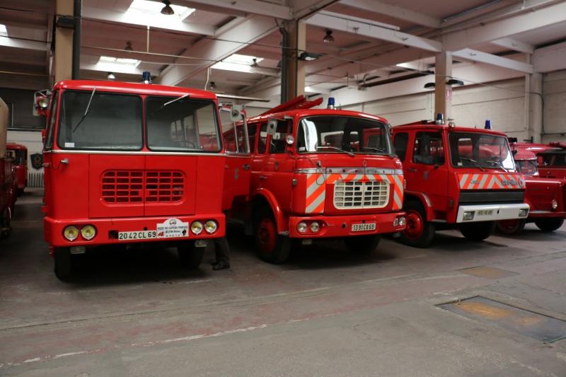 Des camions à gogo....Musée des sapeurs pompiers de Lyon 371326IMG7040