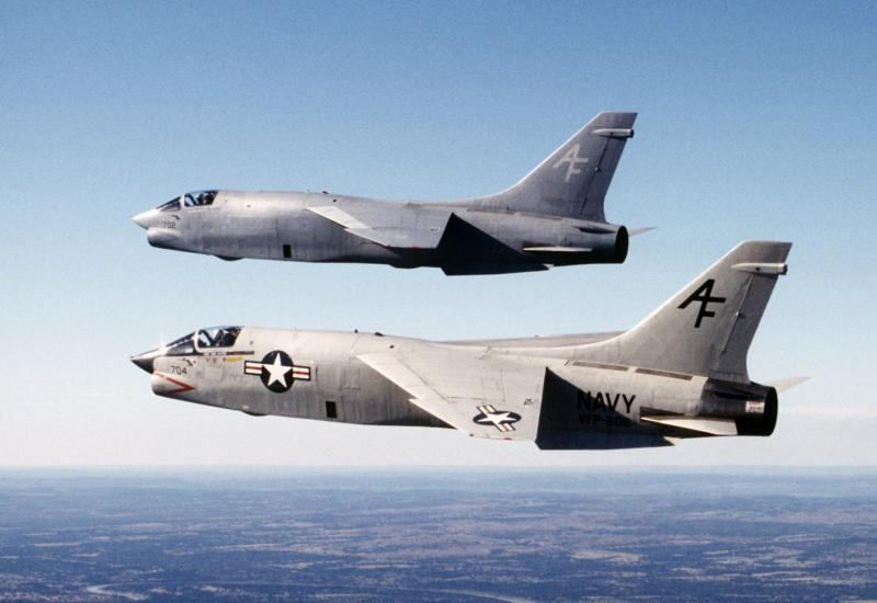 VOUGHT F-8 CRUSADER  371991VoughtRF8GVFP2061986