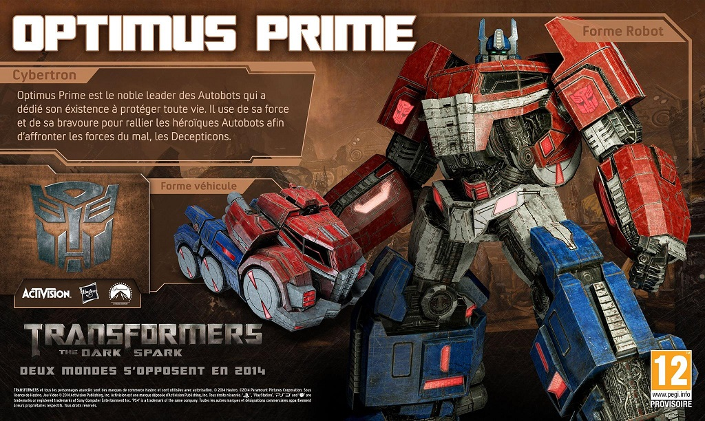 [Jeu vidéo] Films Transformers - The Game | Revenge of the fallen | Dark of the Moon | Rise of the Dark Spark | etc - Page 19 3720721403397101523356282850972024396425o