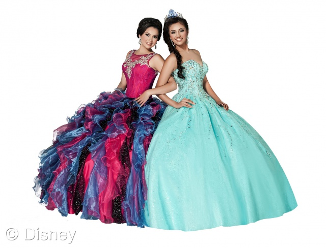(Fashion) The Disney Forever Enchanted Collection & The Disney Royal Ball Collection 372959P12