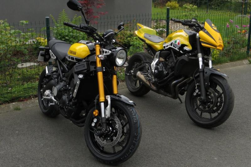 Photos de toutes les Yamaha XSR 900 du forum ! :) 373326IMG3753