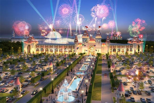 [Russie] Parcs d'attractions DreamWorks à Yekaterinburg (2015), St. Petersbourg (2016) et Moscou (2017) 373962mos1