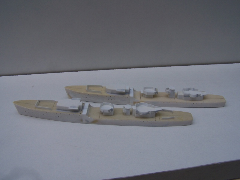 Destroyers classe Hunt type 2 et 3 374364Hutn2et3001