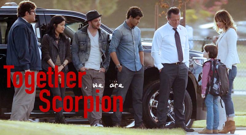 Together Scorpion