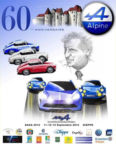 Célébrations des 60 ans d'Alpine à Dieppe : le rassemblement de tous les records  37622660thofAlpine2