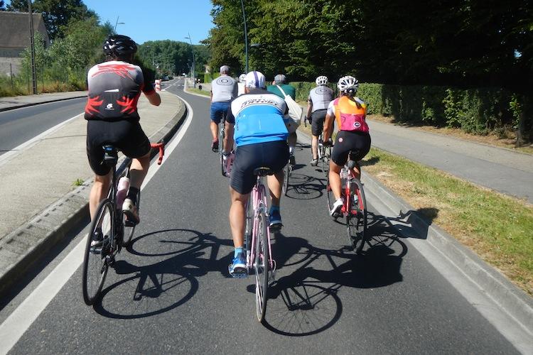 Dernière étape du Tour de France CHANTILLY  PARIS le 24 juillet 2016 376537DSCN3442