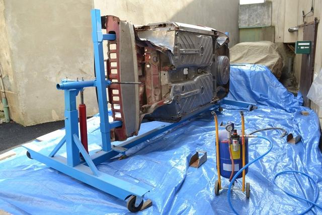 Scirocco TS en restauration complète ! - Page 3 376671DSC79531