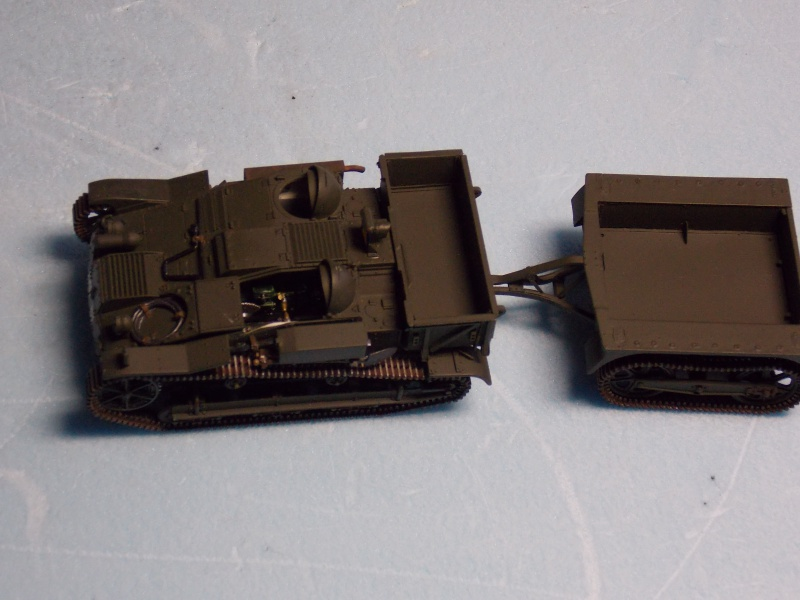 Chenillette Renault UE  et char Somua S35 TAMIYA 1/35  - Page 5 377011DSCN3979