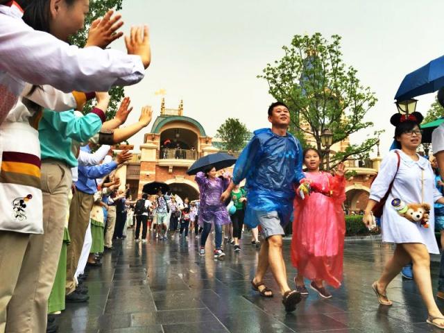 Shanghai Disney Resort en général - le coin des petites infos  - Page 3 377128w163