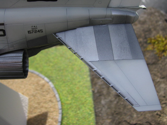 Résurrection Phantom F-4J: From Trash to Gate Watcher 378011IMG8849