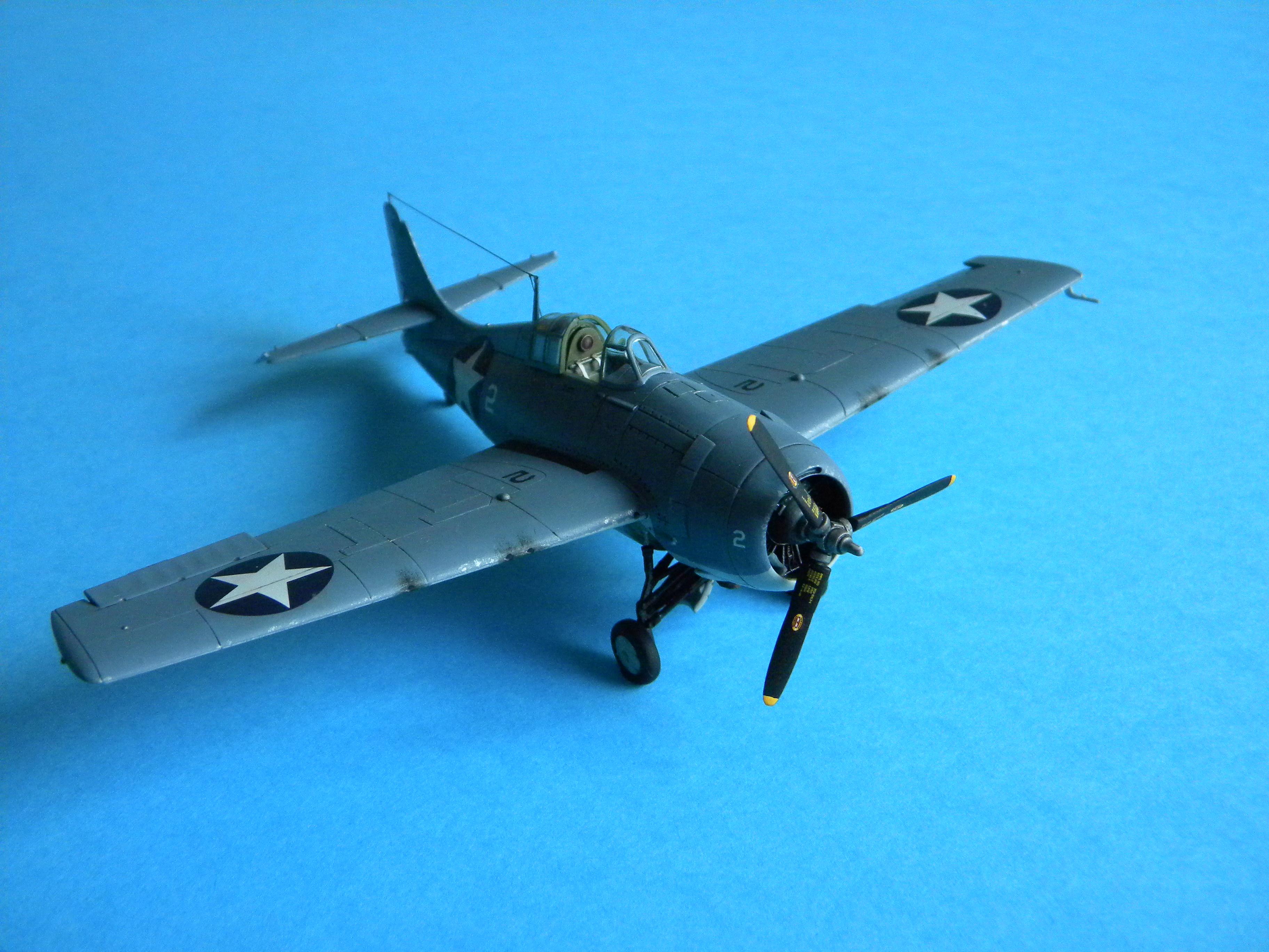 [Airfix] F4F-4 Wildcat 378265DSCN9528