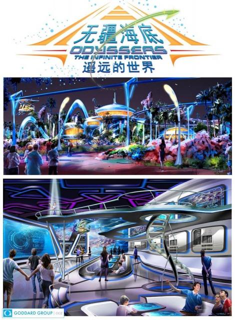 (Chine) Shanghai Haichang Ocean Park (2018) 378499w87