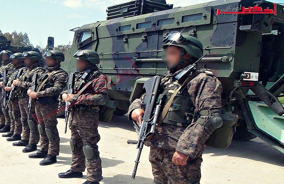 Armée Tunisienne / Tunisian Armed Forces / القوات المسلحة التونسية - Page 10 3786686257