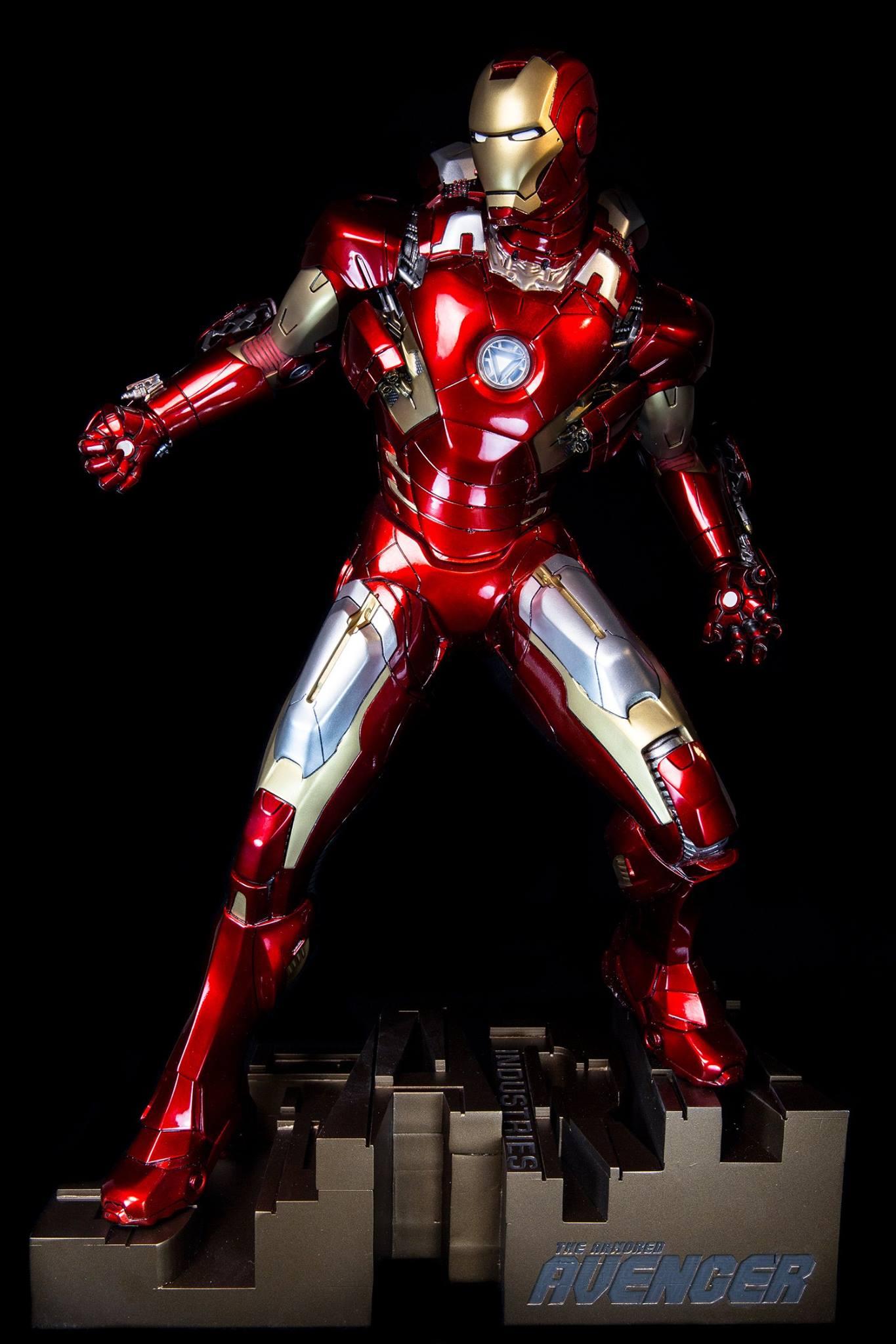 Premium Collectibles : Iron man MK VII - Page 2 3788501054807114035865698620382800706652483111931o