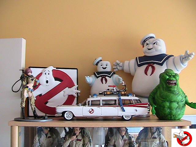 Collection privée de Ghostbusters Project 37885670