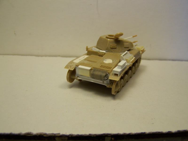 Panzer 2 auf F Africa Korps 1941  (Terminé) 3791941005372