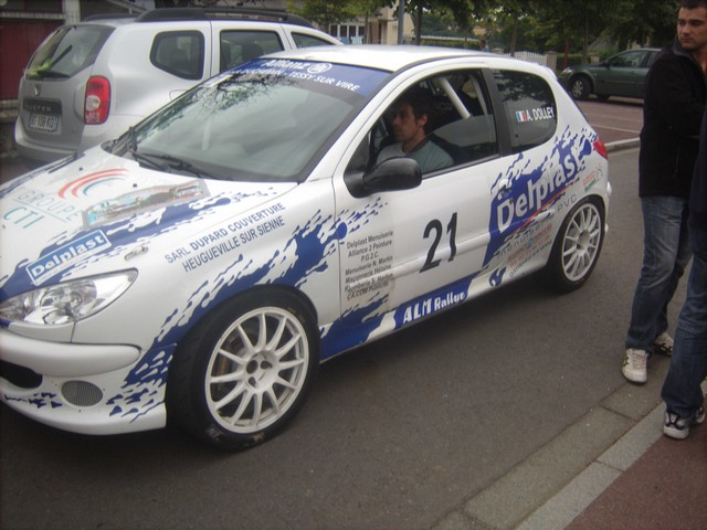 31è Rallye Tessy sur Vire Gouvets 2012 (vérifications techniques)  379293Sep01830