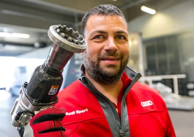 Les équipes Audi Sport sont prêtes pour l'ouverture de la saison de DTM 379514A163163medium