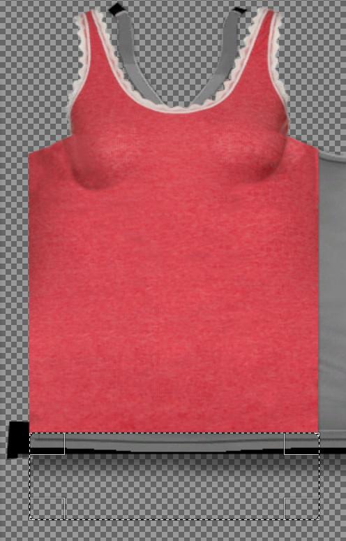 [Débutant] Créez vos vêtements - Partie III - The Gimp 381386photo14